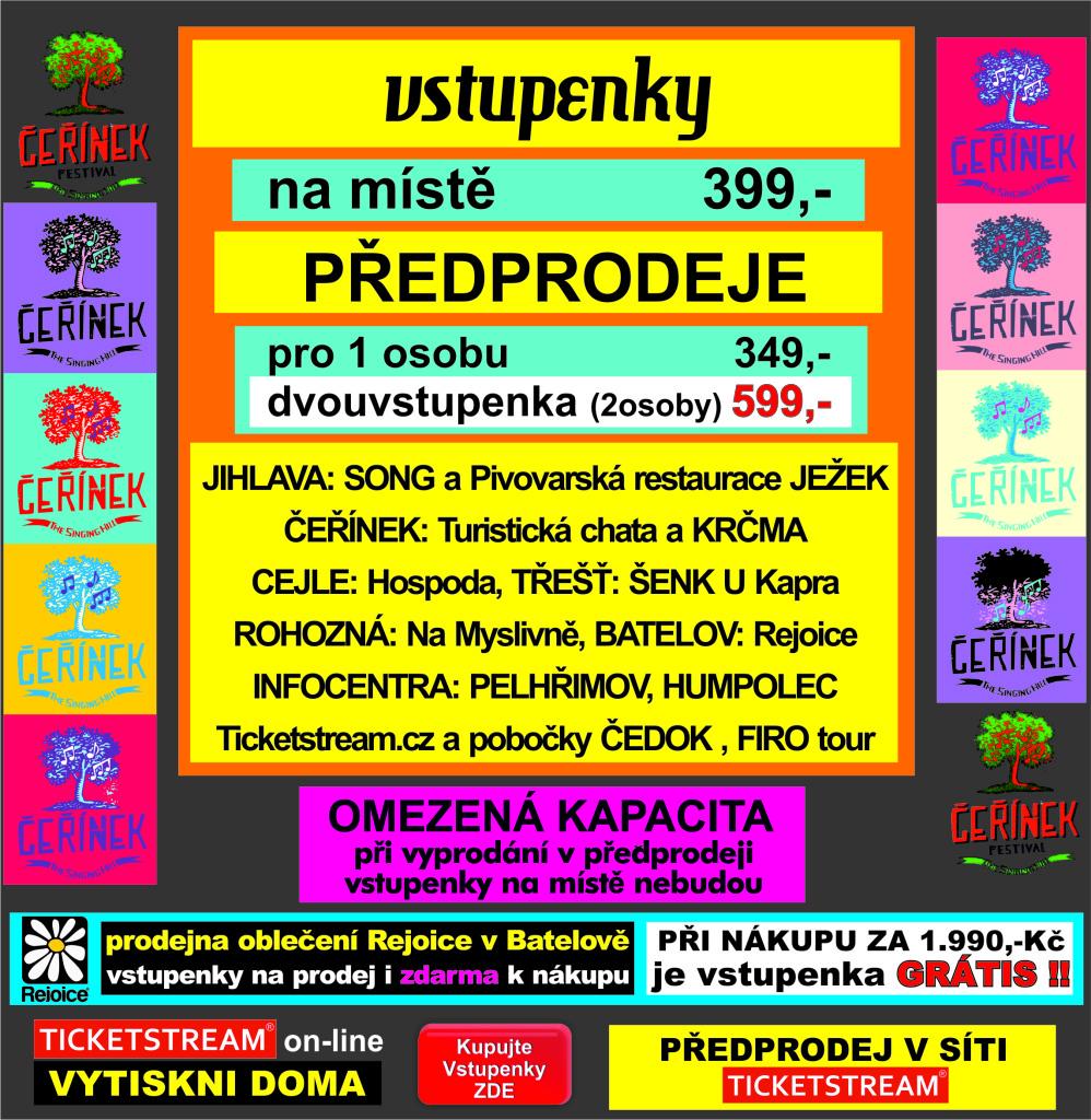 ČF 2017 PŘEDPRODEJ NA WEB